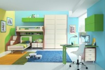 Stile Arredamenti Demo - Bedrooms for Children and Youth - 08 04 a 2 - Pesaro