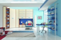 Stile Arredamenti Demo - Bedrooms for Children and Youth - 09 04 a 3 - Pesaro