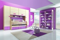 Stile Arredamenti Demo - Bedrooms for Children and Youth - 13 04 b mod 3 - Pesaro