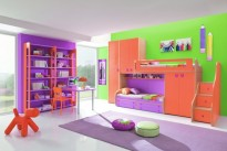 Stile Arredamenti Demo - Bedrooms for Children and Youth - 15 04 a 2 - Pesaro
