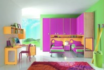 Stile Arredamenti Demo - Bedrooms for Children and Youth - 16 04 a 2 - Pesaro