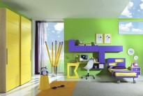 Stile Arredamenti Demo - Bedrooms for Children and Youth - 18 03 a 2 - Pesaro